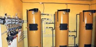 Festbrennstoffkessel